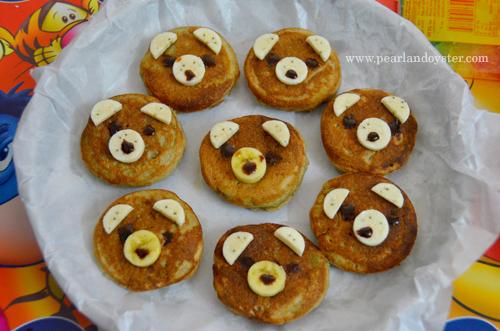 Teddy_pancakes