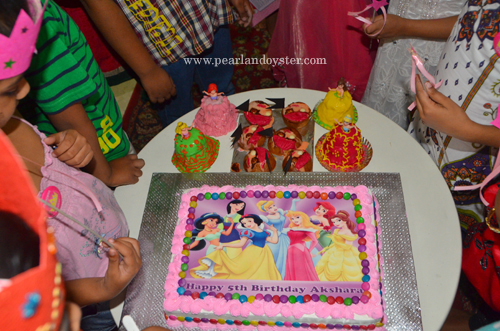princess_theme_cake