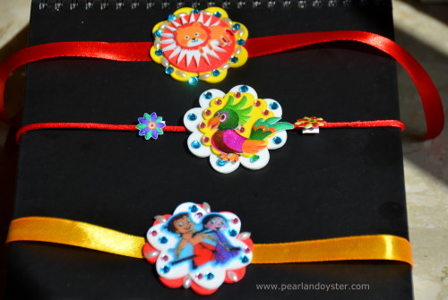 Make your own Rakhi