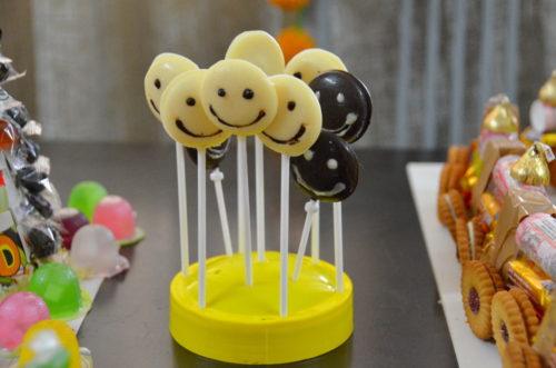 candy theme snacks birthday party