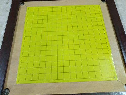 diy magnetic scrabble board